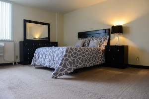 Furnished Bedrooms